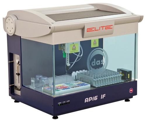 Complete Autoimmune laboratory automation